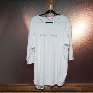 Victoria's secret nightgown extra long sleep shirt